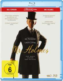 Mr. Holmes (Blu-ray), Blu-ray Disc