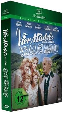 Vier Mädels aus der Wachau, DVD