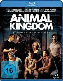 Animal Kingdom (Blu-ray), Blu-ray Disc