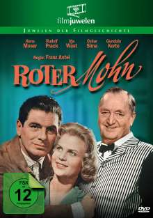 Roter Mohn, DVD