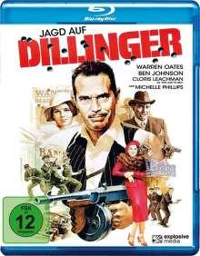 Jagd auf Dillinger (Blu-ray), Blu-ray Disc