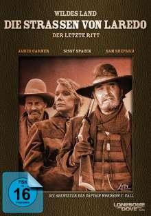 Wildes Land - Die Straßen von Laredo (Der letzte Ritt), 2 DVDs