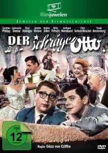 Der schräge Otto (Verwirrungen um Topsi), DVD