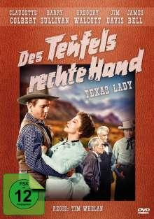 Des Teufels rechte Hand, DVD