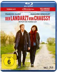 Der Landarzt von Chaussy (Blu-ray), Blu-ray Disc