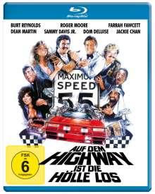 Auf dem Highway ist die Hölle los (Blu-ray), Blu-ray Disc