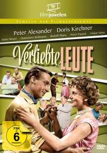 Verliebte Leute, DVD