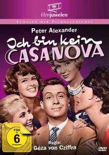 Ich bin kein Casanova, DVD