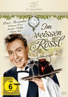 Im weissen Rössl (1960), DVD