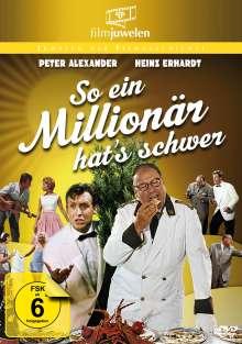 So ein Millionär hat's schwer, DVD