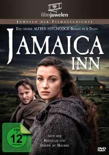 Jamaica Inn (1983), DVD