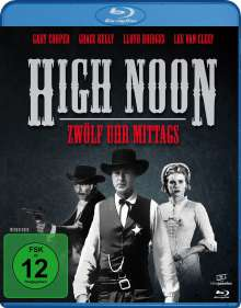 12 Uhr mittags (Blu-ray), Blu-ray Disc