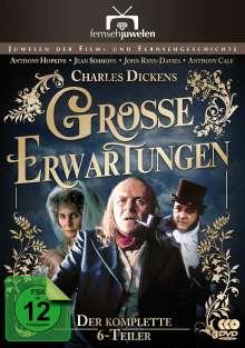 Große Erwartungen (1989), 3 DVDs