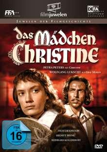 Das Mädchen Christine, DVD