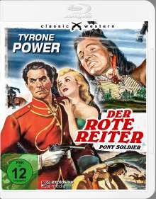 Der rote Reiter (Blu-ray), Blu-ray Disc