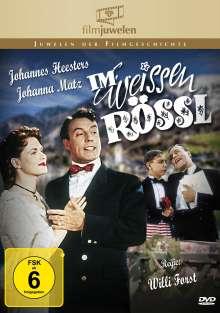 Im weissen Rössl (1952), DVD