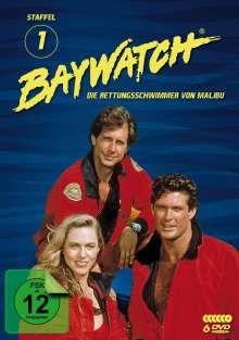 Baywatch Staffel 1, 6 DVDs