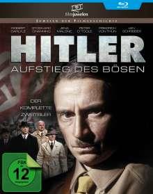 Hitler - Der Aufstieg des Bösen (Kompletter Zweiteiler) (Blu-ray), 2 Blu-ray Discs