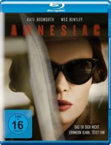 Amnesiac (Blu-ray), Blu-ray Disc