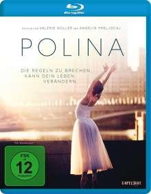 Polina (Blu-ray), Blu-ray Disc
