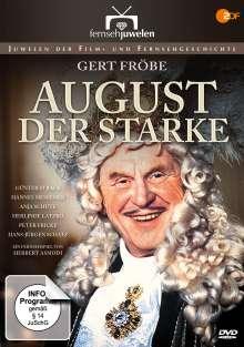 August der Starke, DVD