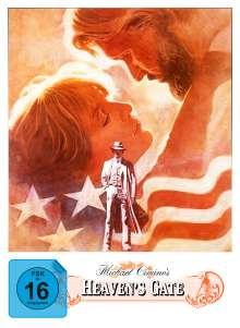 Heaven's Gate (Director's Cut) (Blu-ray & DVD im Mediabook), 2 Blu-ray Discs und 1 DVD