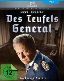 Des Teufels General (Blu-ray), Blu-ray Disc