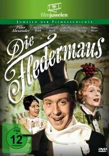 Die Fledermaus, DVD