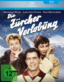 Die Zürcher Verlobung (1957) (Blu-ray), Blu-ray Disc