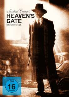 Heaven's Gate (Director's Cut), DVD