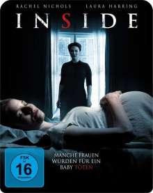 Inside (2016) (Blu-ray), Blu-ray Disc