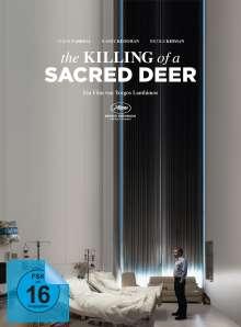 The Killing of a Sacred Deer (Blu-ray & DVD im Mediabook), 1 Blu-ray Disc und 1 DVD
