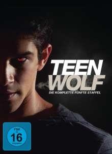 Teen Wolf Staffel 5, 7 DVDs
