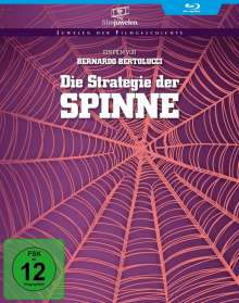 Die Strategie der Spinne (Blu-ray), Blu-ray Disc