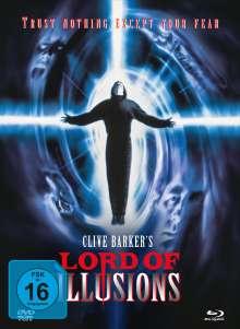 Lord of Illusions (Blu-ray & DVD im Mediabook), 1 Blu-ray Disc und 1 DVD