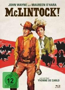McLintock! (Blu-ray & DVD im Mediabook), 2 Blu-ray Discs