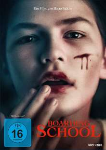 Boarding School, DVD