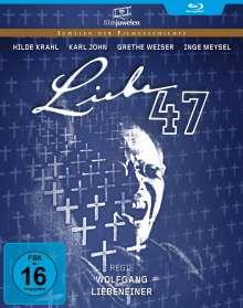 Liebe 47 (Blu-ray), Blu-ray Disc
