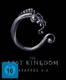 The Last Kingdom Staffel 1-3 (Blu-ray), 10 Blu-ray Discs