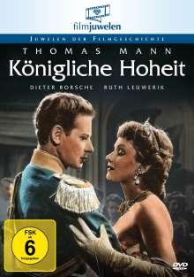 Königliche Hoheit, DVD