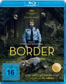 Border (Blu-ray), Blu-ray Disc