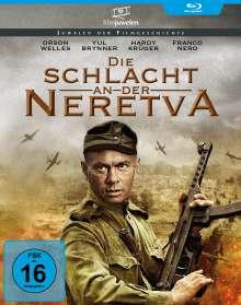 Die Schlacht an der Neretva (Blu-ray), Blu-ray Disc
