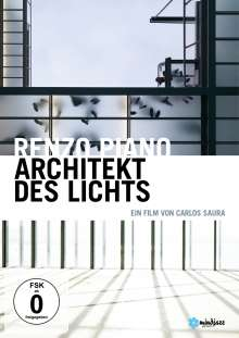 Renzo Piano - Architekt des Lichts (OmU), DVD