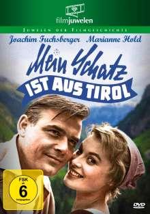 Mein Schatz ist aus Tirol, DVD