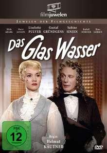 Das Glas Wasser, DVD