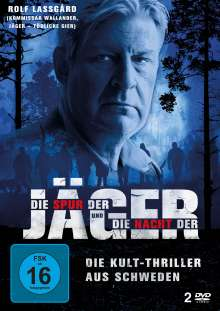 Die Jäger-Box: Die Spur der Jäger / Die Nacht der Jäger, 2 DVDs