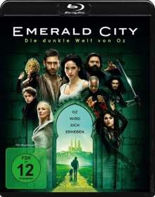 Emerald City - Die dunkle Welt von Oz (Komplette Serie) (Blu-ray), 2 Blu-ray Discs