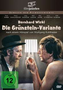 Die Grünstein-Variante, DVD