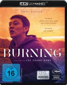 Burning (Ultra HD Blu-ray), Ultra HD Blu-ray