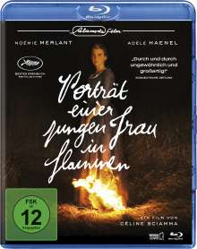 Porträt einer jungen Frau in Flammen (Blu-ray), Blu-ray Disc
